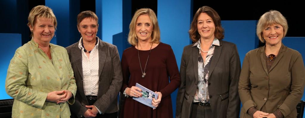 Aufzeichnung 19. Bonner Wirtschaftstalk: Frauen an die Macht. @medien.de